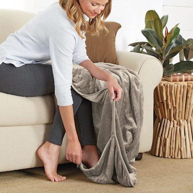 Больше, чем просто одеяло: необычные одеяла и покрывала для вашего дома