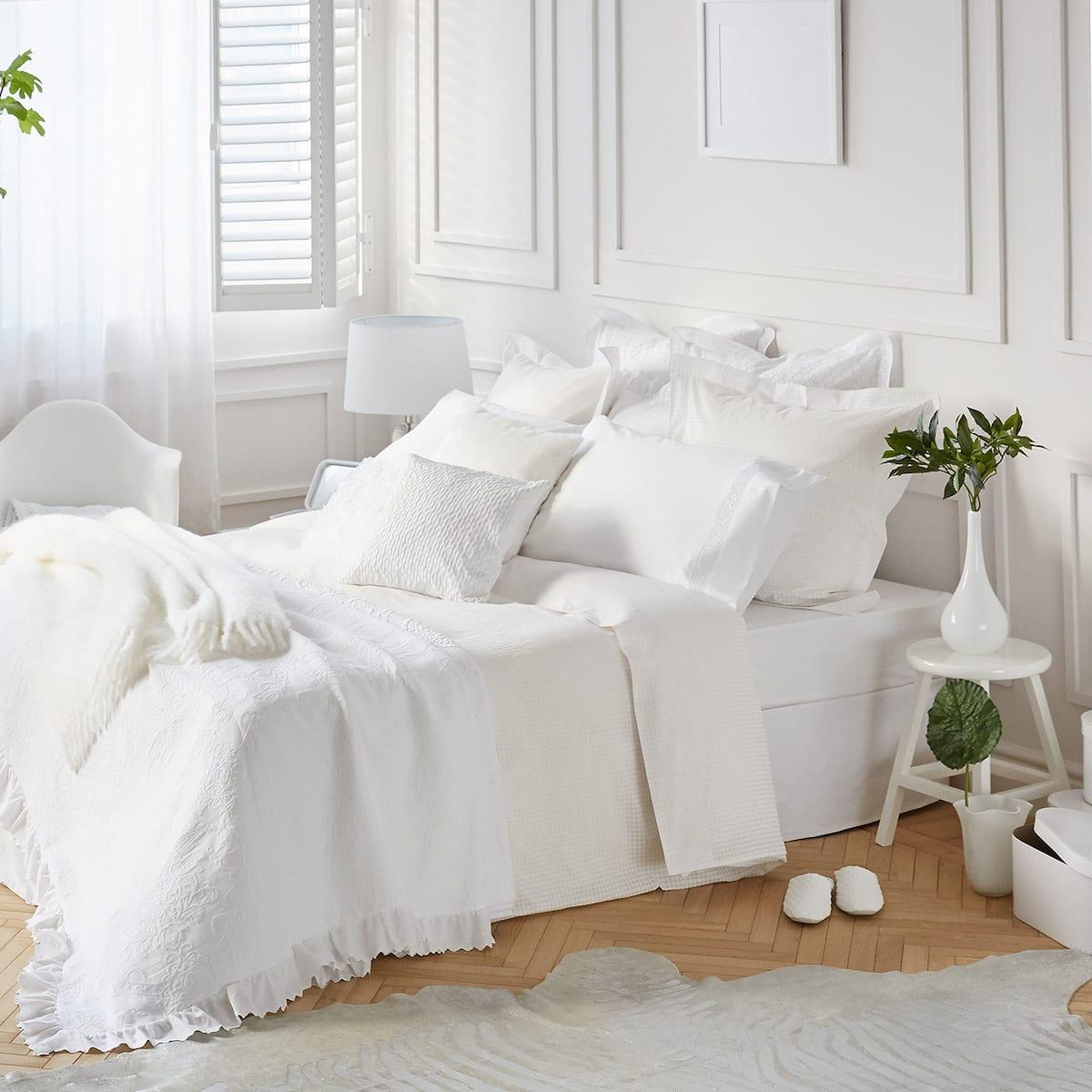 Плотность ткани: руководство по плотности тканей для постельных принадлежностей