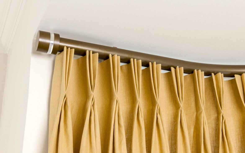 5 ошибок, которые вы совершаете при подвешивании штор