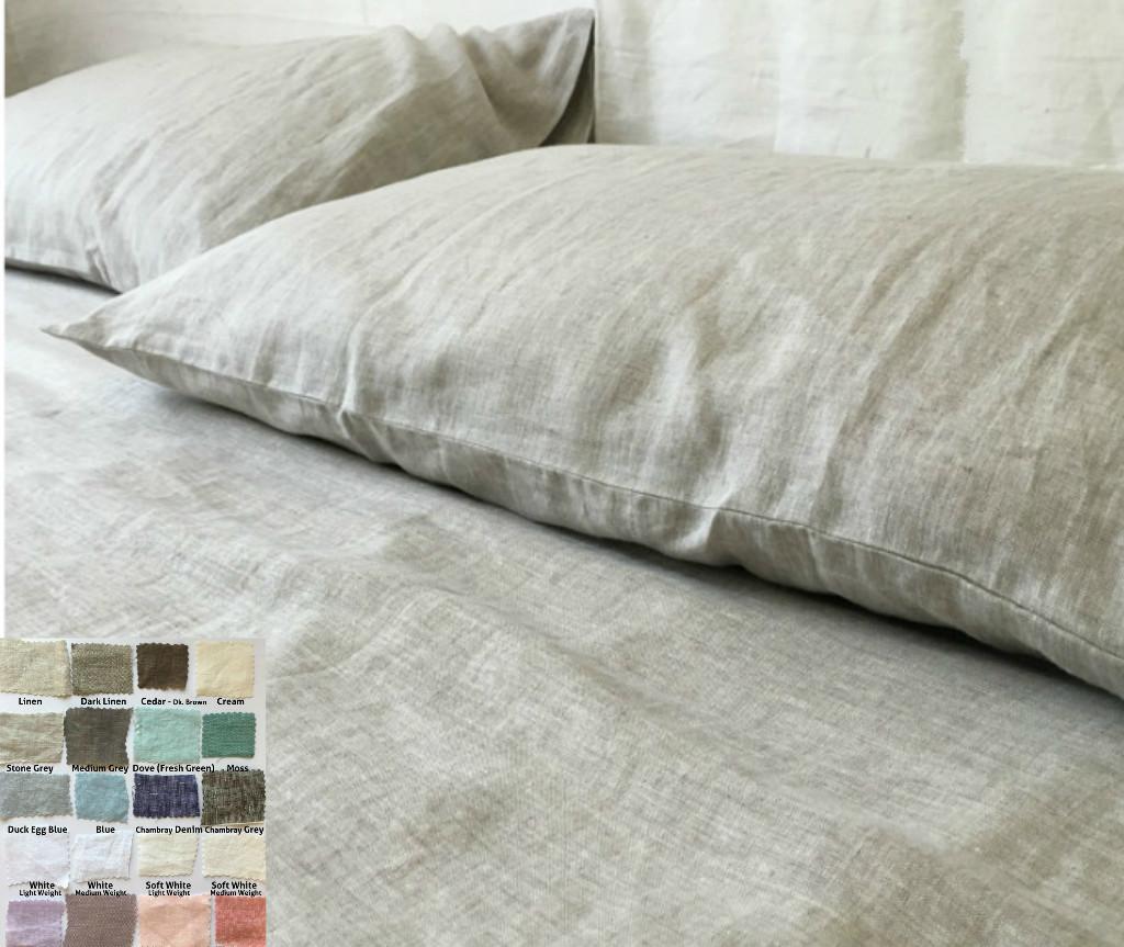 Лучший цвет для постельного белья