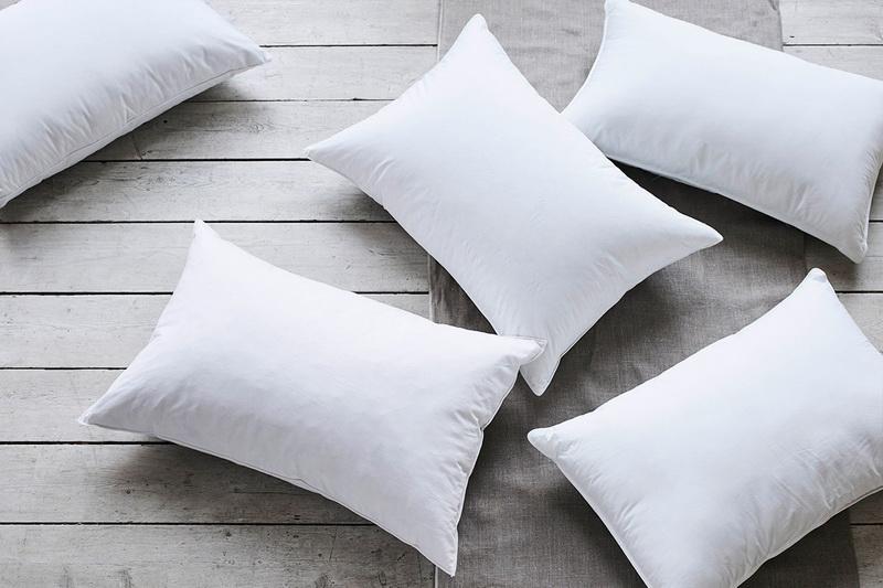 Как выбрать подушку для сна наполнитель