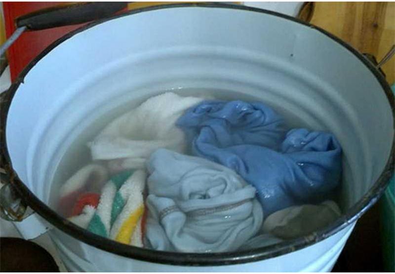 Эффективные способы выведения жирных пятен с одежды