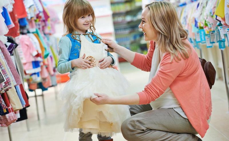 Размер одежды детей по возрасту в сантиметрах